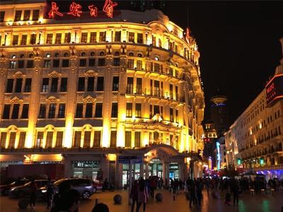 商业街亮化工程