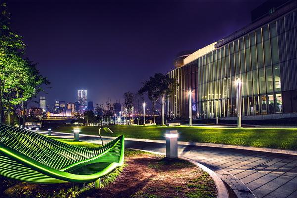 公园景观亮化设计