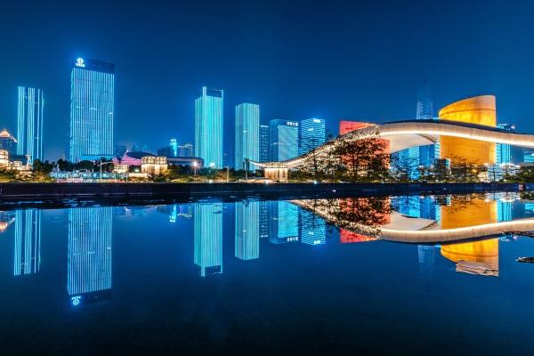 智慧照明工程推进智慧城市建设发展