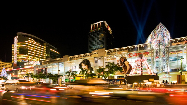 商业街夜景亮化如何突出主题和个性?