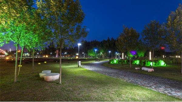 城市广场亮化设计要遵循的三个点