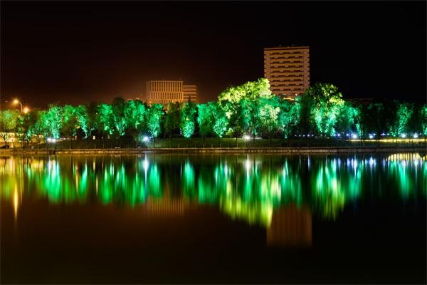 城市景观亮化