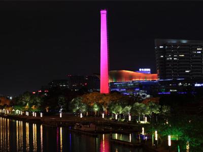 铁塔亮化照明