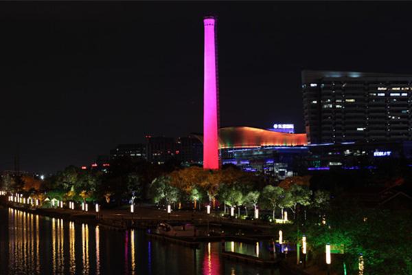 """铁塔亮化照明-变成城市亮化改造的""""新欢"""""""