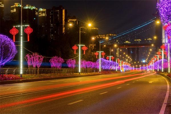 道路亮化照明