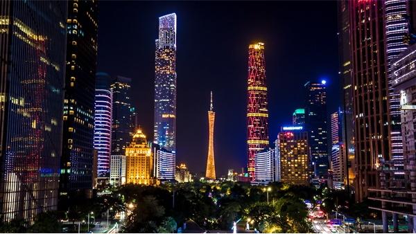 城市亮化工程是什么?有哪些部分组成?