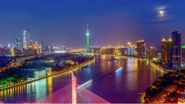 夜景灯光亮化重塑城市夜间的景观形象