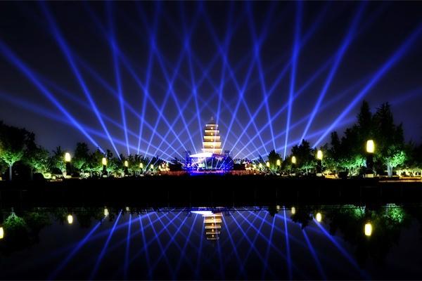 河道景观灯光亮化要坚持生态化原则