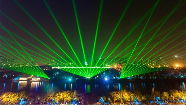 城市户外灯光秀要如何去设计?