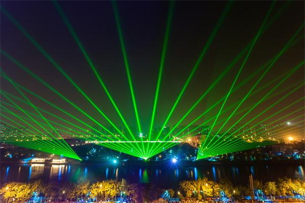 城市灯光秀设计