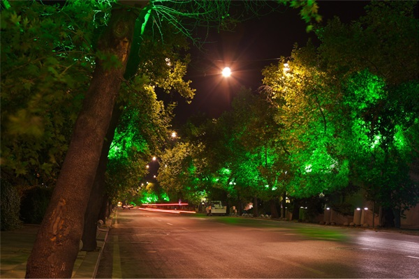 景观灯光设计