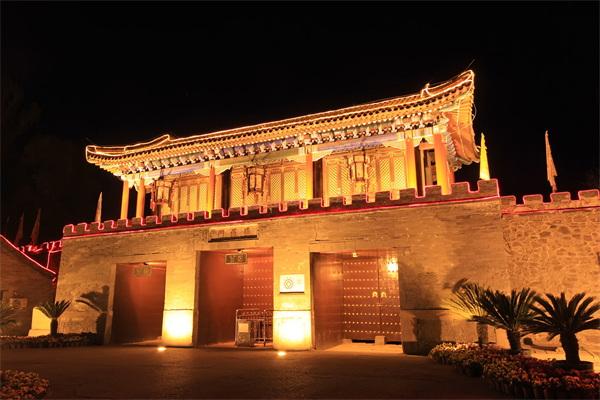 古建筑亮化照明工程应进行科学化设计