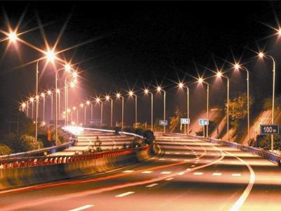 道路亮化工程