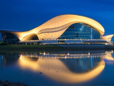 场馆亮化照明-用灯光塑造建筑价值