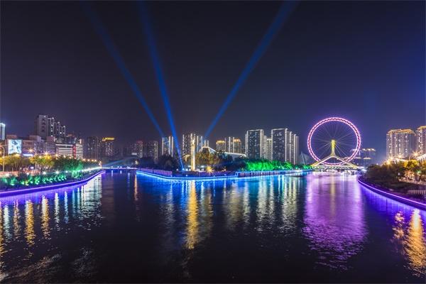 城市夜景亮化工程的意义价值有哪些?