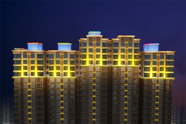 住宅小区楼体亮化都需要注意哪些方面?