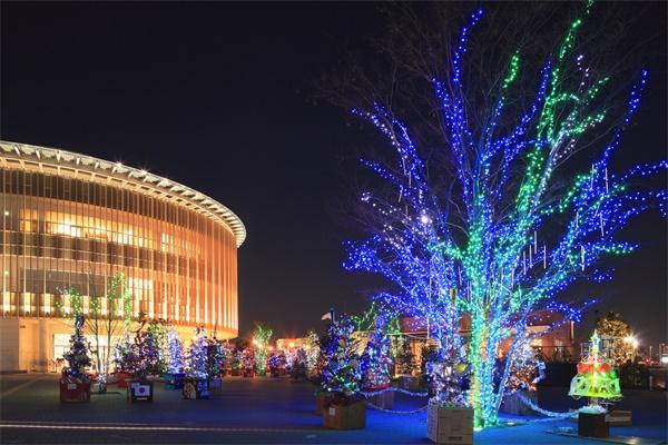 景观夜景照明设计满足可持续性发展需要