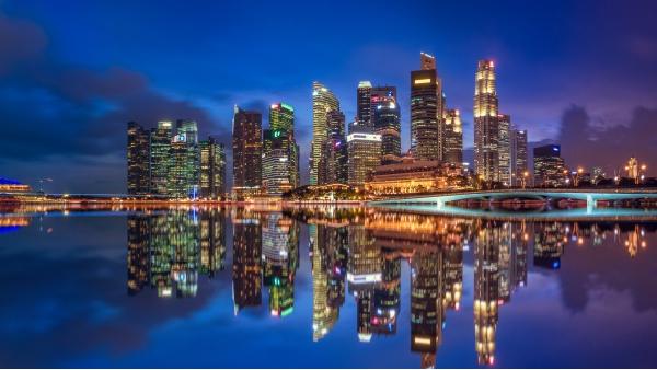 城市led亮化工程发展历程及现状