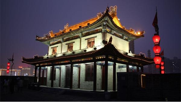 古建筑灯光亮化设计要考虑的因素