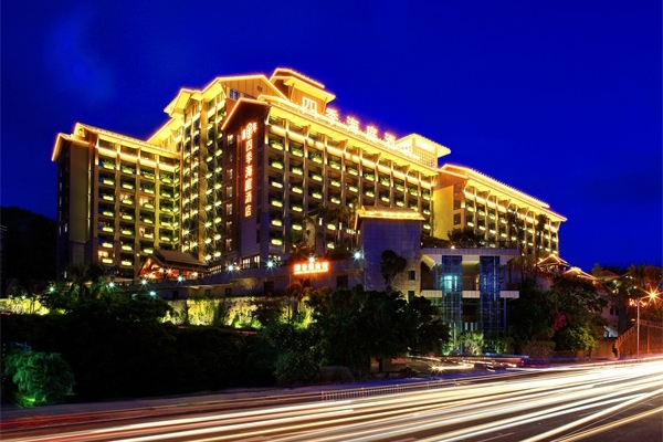 酒店灯光照明设计提升酒店行业竞争力