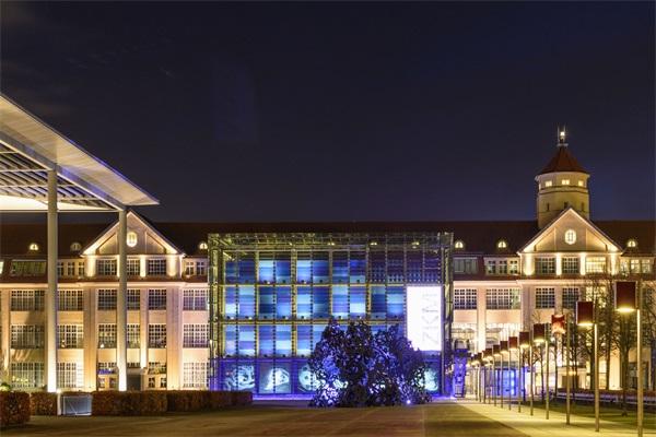 夜景建筑照明公司