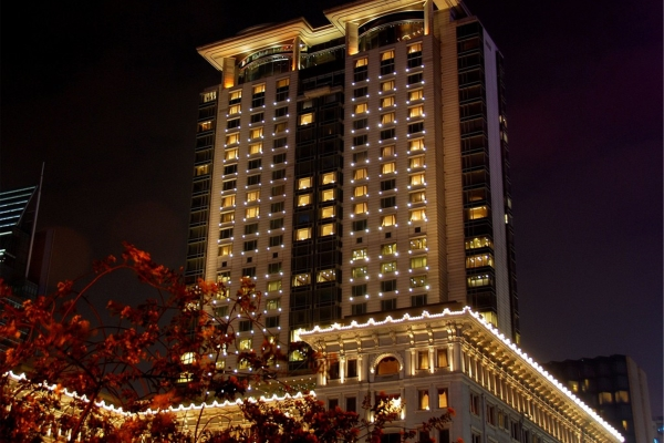 建筑灯光照明设计让美富有艺术性