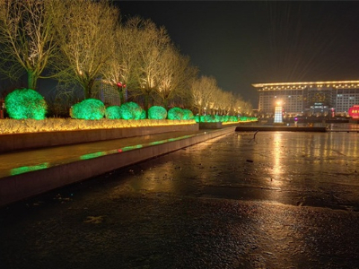 广场亮化工程公司-符合城市发展需求
