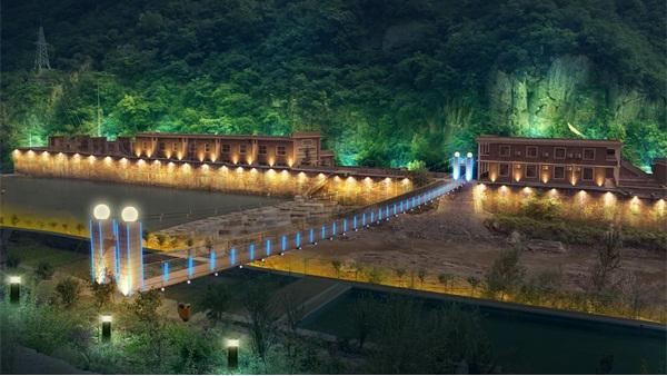 景观亮化工程灯具的选型及安装