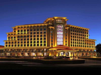 酒店亮化照明工程-打造舒服视觉效果