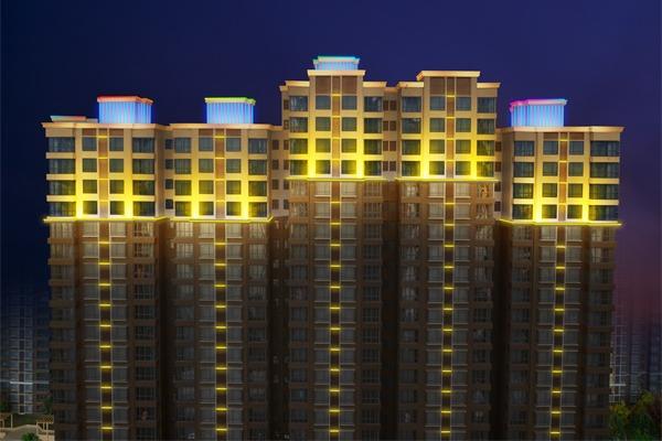 如何更好地开展住宅楼亮化照明工程?