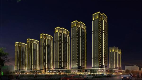 楼宇亮化工程中常用到的亮化灯具都有哪些?