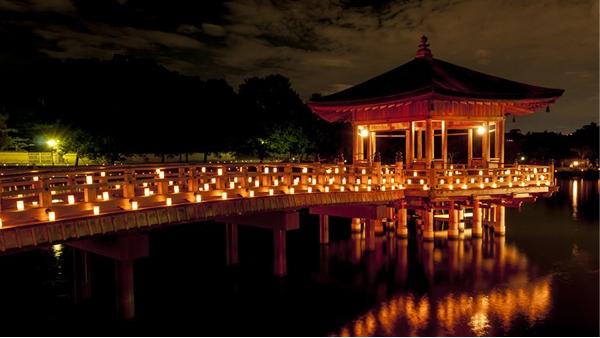 景区夜景灯光照明应提前进行规划设计