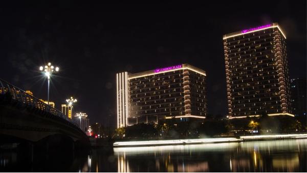 建筑夜景亮化打造城市地标性建筑