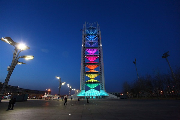 建筑灯光亮化公司