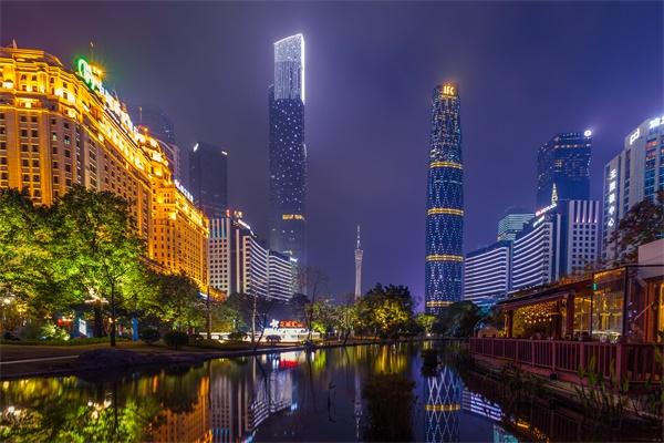 超高层建筑灯光工程设计要做的前提工作