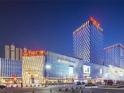 商业楼亮化设计-提升商业灯光氛围