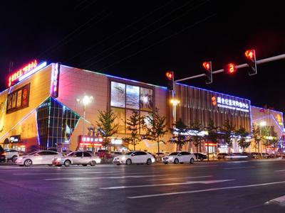 商场亮化设计-城市美化强有力的推动者