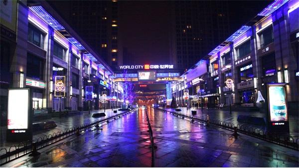好的商业街亮化设计需要具备哪些特征?