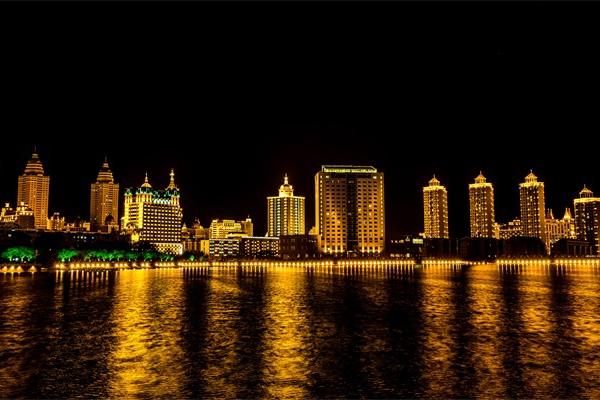 城市夜景照明工程