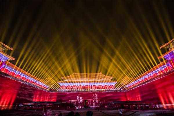 景区灯光照明工程应该如何进行设计?