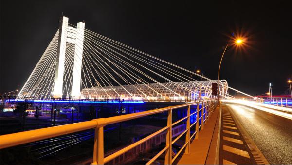 城市夜景灯光亮化成为城市形象的经典之作