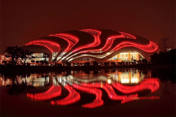 建筑景观照明工程