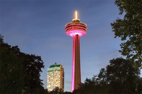塔楼景观照明工程