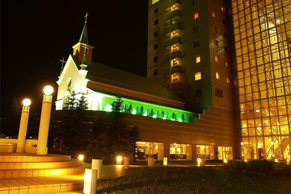 酒店灯光亮化设计