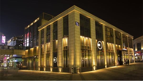 商业楼体夜景照明的设计原则