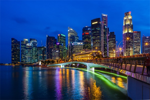 城市景观照明