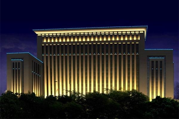 市政led灯光设计有效提升市政形象