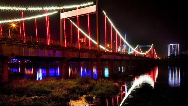 城市照明工程与亮化工程的区别