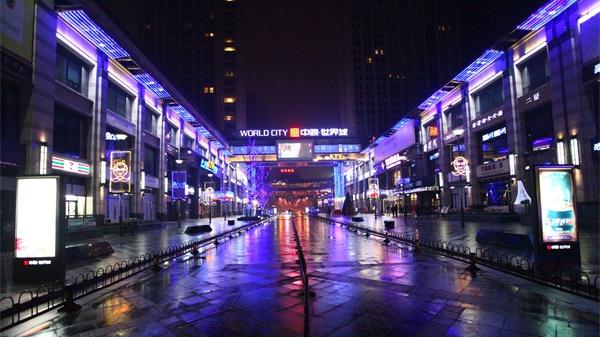 城市楼体夜间照明要遵循以人为本