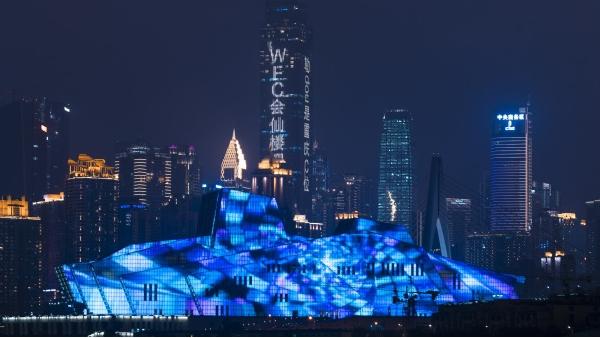城市灯光亮化工程如何才能打造精品?